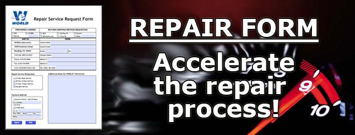 Repair Form
