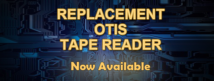 Otis Tape Reader
